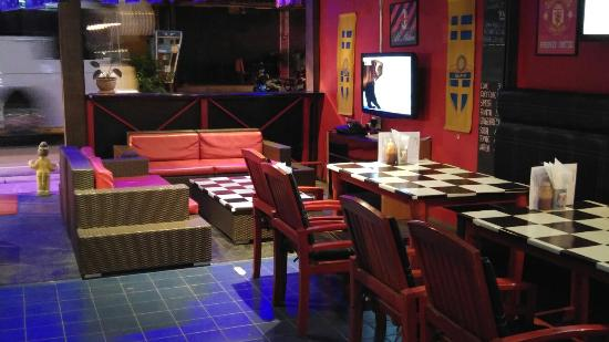 AllStar Aussie Sports Bar & Restaurant: 20151110_215149_large.jpg