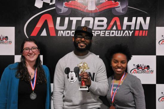 Autobahn Indoor Speedway & Events: Our Winners!