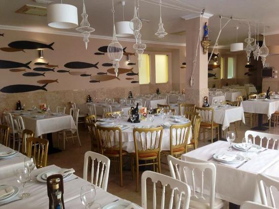 Restaurante a Sardinha: Sala do Restaurante