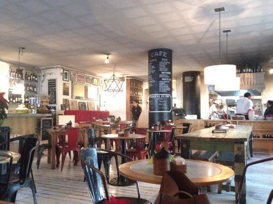 Cafe Toscano Hours