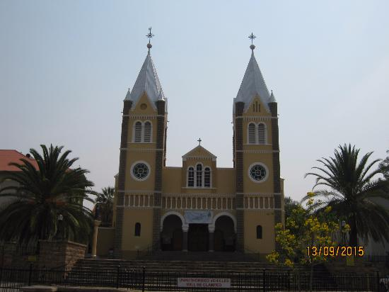‪St Mary's Catholic Cathedral‬