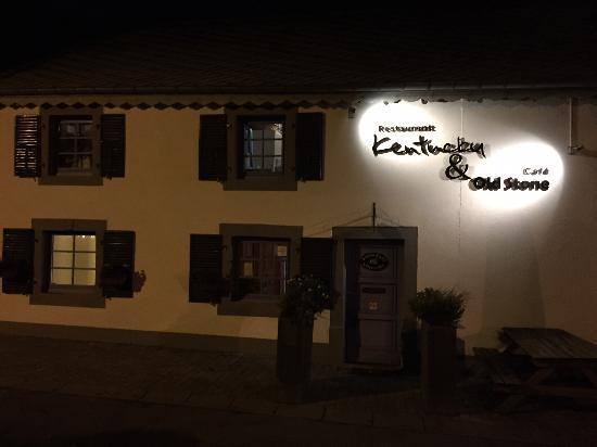 Lentzweiler, Luxemburgo: Restaurant Kentucky & Cafe Old Stone