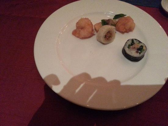 Empress of China: Food