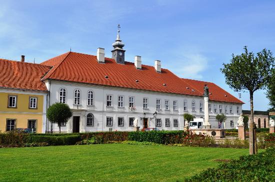 Vac, Ungern: Госпиталь