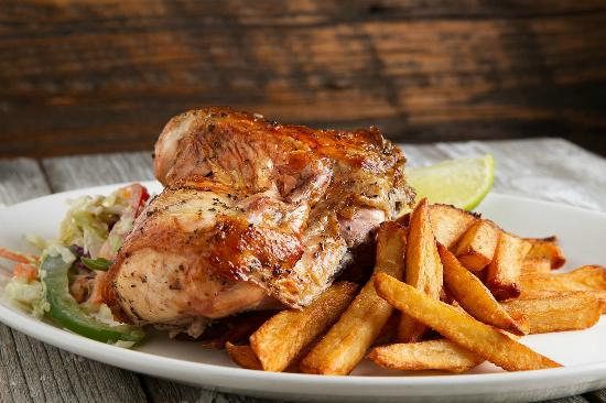 Bahama Johns : Rotisserie Chicken