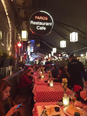 Faros Restaurant Old City: photo0.jpg