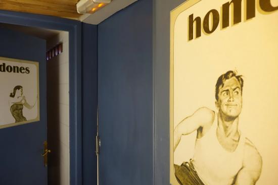 Аргентона, Испания: El Casal de la Fonda, Argentona. Los lavabos