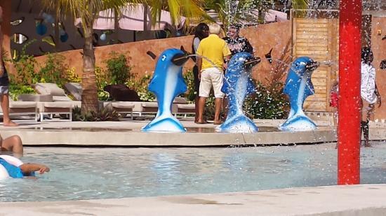 Lamantin Beach Resort Spa Kinderzwembad