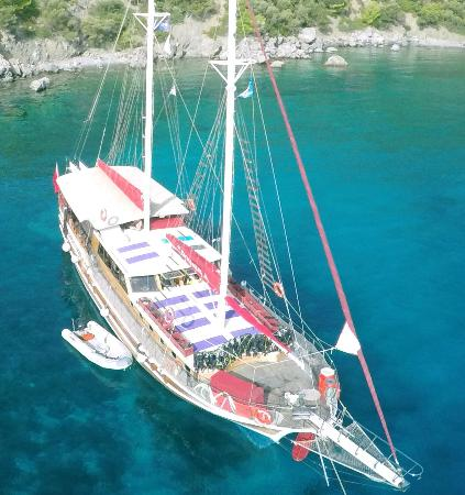 J Diving Center, MSY OKYANUS JD: Sailing Diving, Yoga, Blue Cruise, Free Diving - Yelkenli ile Dalış, Yoga, Mavi Yolculuk ve Serb
