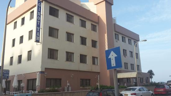 Ginot Yam Hotel: Ginot yam