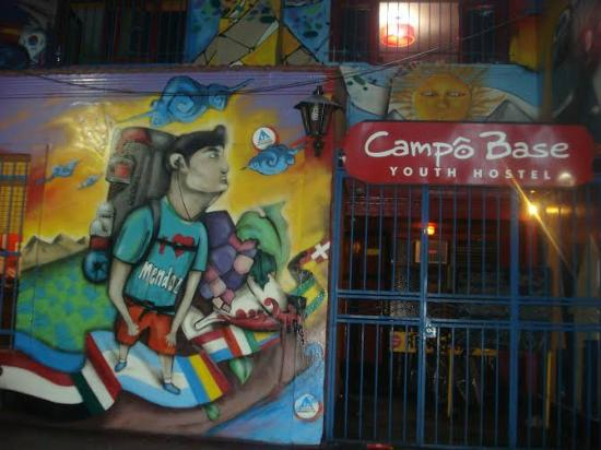 Hostel Internacional Campo Base