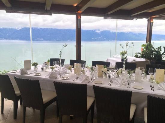 Mariage- Déco - Table Deck - Bild von Restaurant & Bar Lounge - Le ...