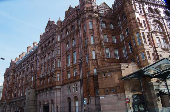 The Midland: Здание отеля