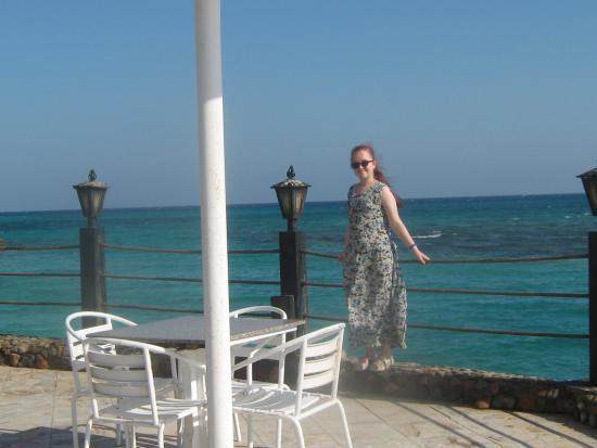 Festival Shedwan Golden Beach Resort: Морее