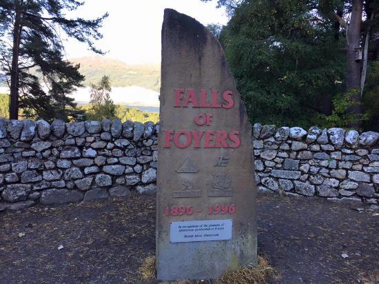 The Craigdarroch Inn : Falls of Foyers