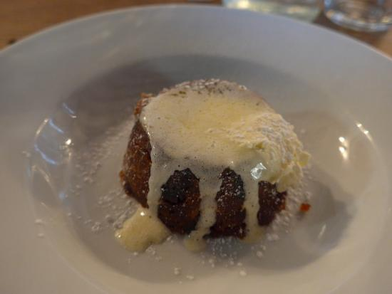 Pettistree, UK: Xmas pud