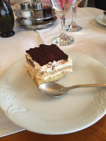 Sucuraj, Croacia: Tasty tiramisu!