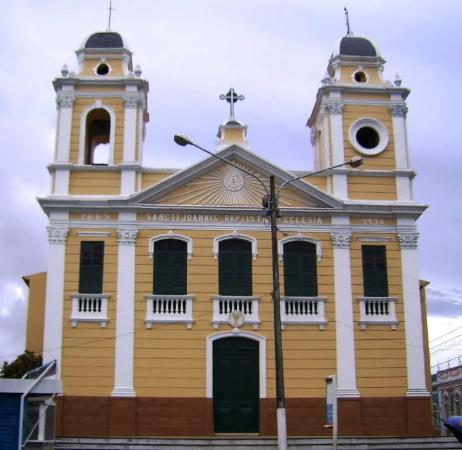 ‪Sao Joao Church‬
