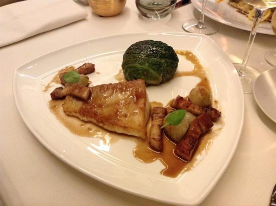 Menu Picture Of Cuisine L E7 Paris Tripadvisor