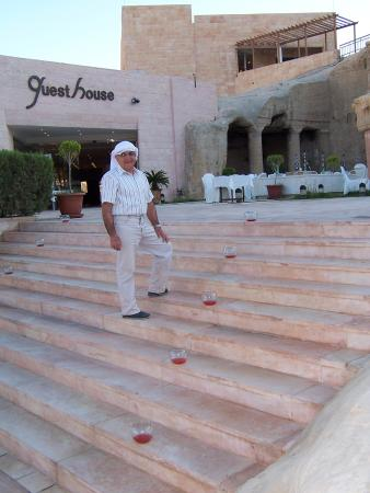Crowne Plaza Resort Petra: ingresso