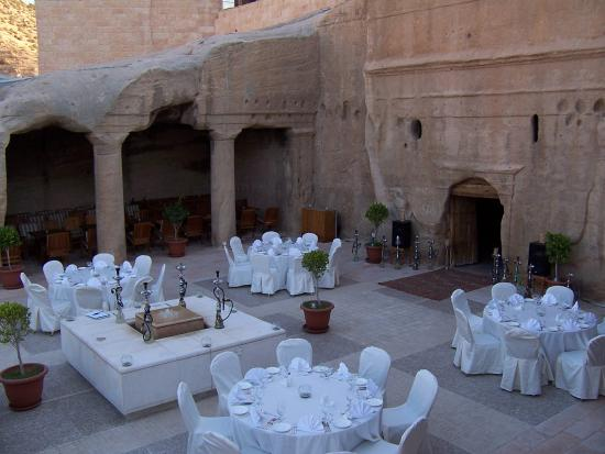 Crowne Plaza Resort Petra: spazio esterno