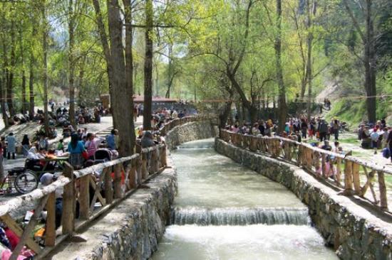 Aksehir, Turkiet: manzara süper