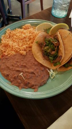 Reedley, Califórnia: carne asada tacos