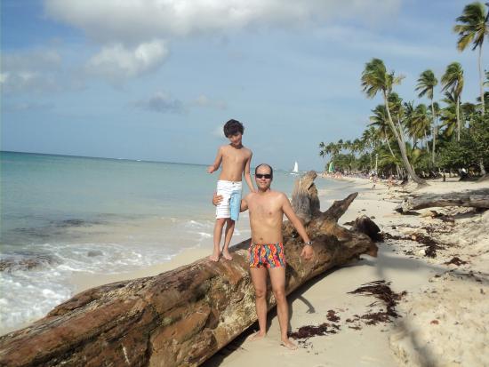 Байяибе, Доминикана: Playa publica Dominicus