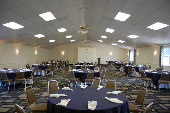 St. Michaels Inn: Banquette