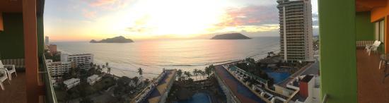 El Cid El Moro Beach Hotel: 17th floor View