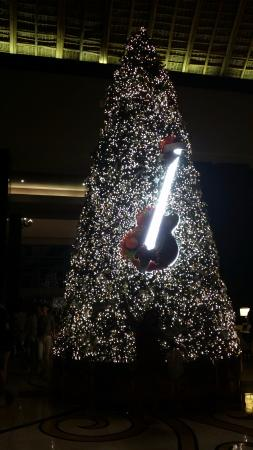 Rock Around The Christmas Tree.Rock Christmas Tree Picture Of Hard Rock Hotel Casino