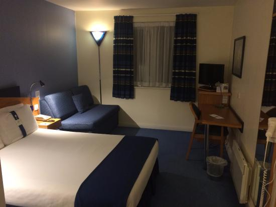 Holiday Inn Express Canterbury: My second room