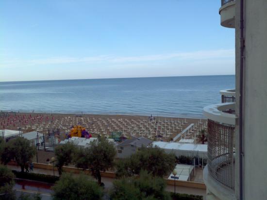 Hotel Ritz: Panorama dalla camera