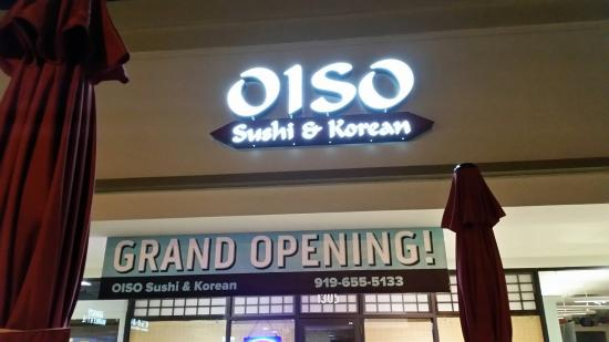 Oiso Sushi & Korean Restaurant