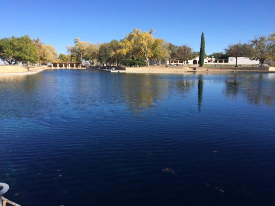 Toyahvale, TX: Spring/Pool