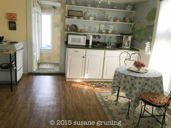 Chantilly Lace Inn: Update to Micah's Suite