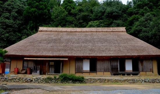 Old Suyama-Ke Residence