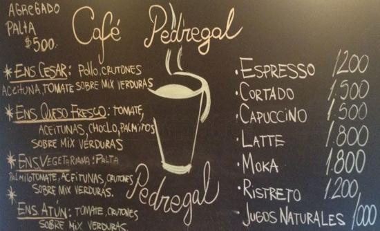 Cafe Pedregal