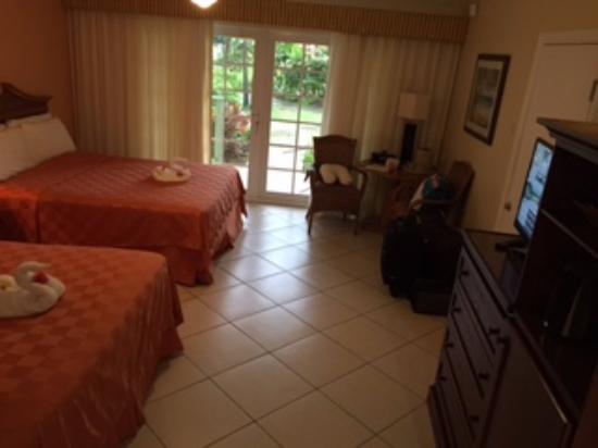 Bay Gardens Beach Resort: Double Room