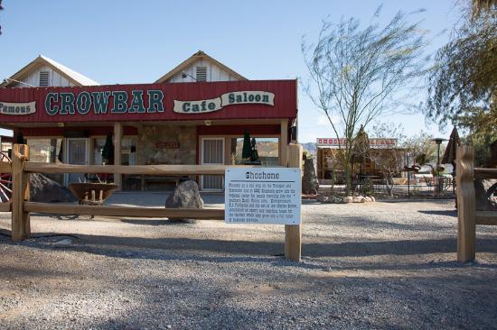 Shoshone, Καλιφόρνια: The Crowbar