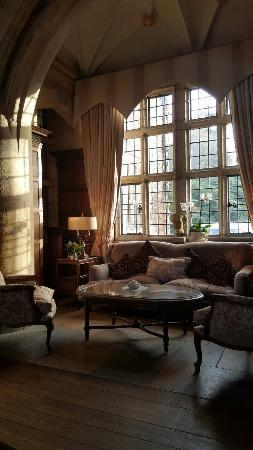 Waterford Castle Golf Club : Afternoon tea