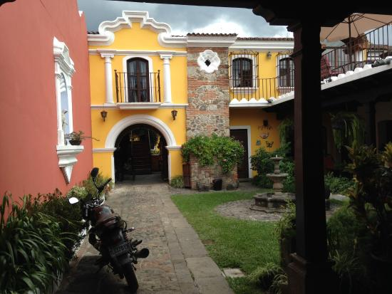 Hotel Posada San Pedro: Best room, 2nd floor with own balcony