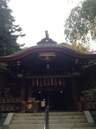 Koyasu Shrine