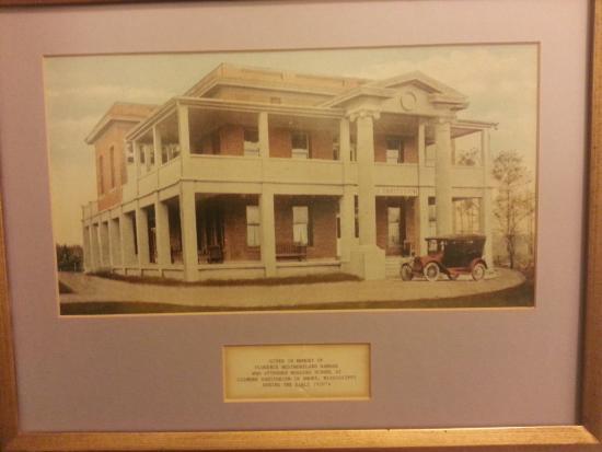 Amory, Μισισιπής: Gilmore Sanitarium