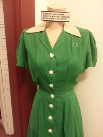Amory, Μισισιπής: Nurse's uniform
