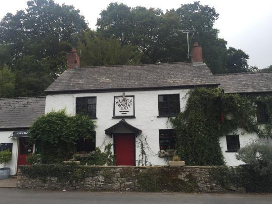 Bettws Newydd, UK: Gorgeous little pub