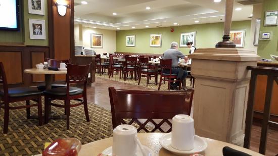 On Site Restaurant Picture Of Holiday Inn Santa Ana Orange