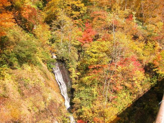 Kunimi Onsen: 国見温泉への途中にて1