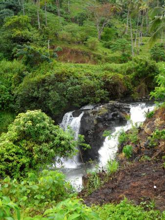 Falefa Falls