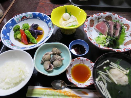 Murotoso : 晩御飯です